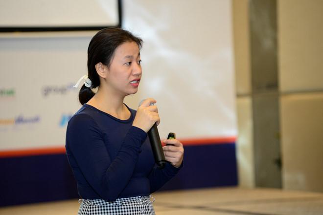 Bà Phan Bích Tâm chia sẻ về những điểm khác biệt tại MMA Forum 2017 và danh sách chung cuộc Smarties lần thứ 4.