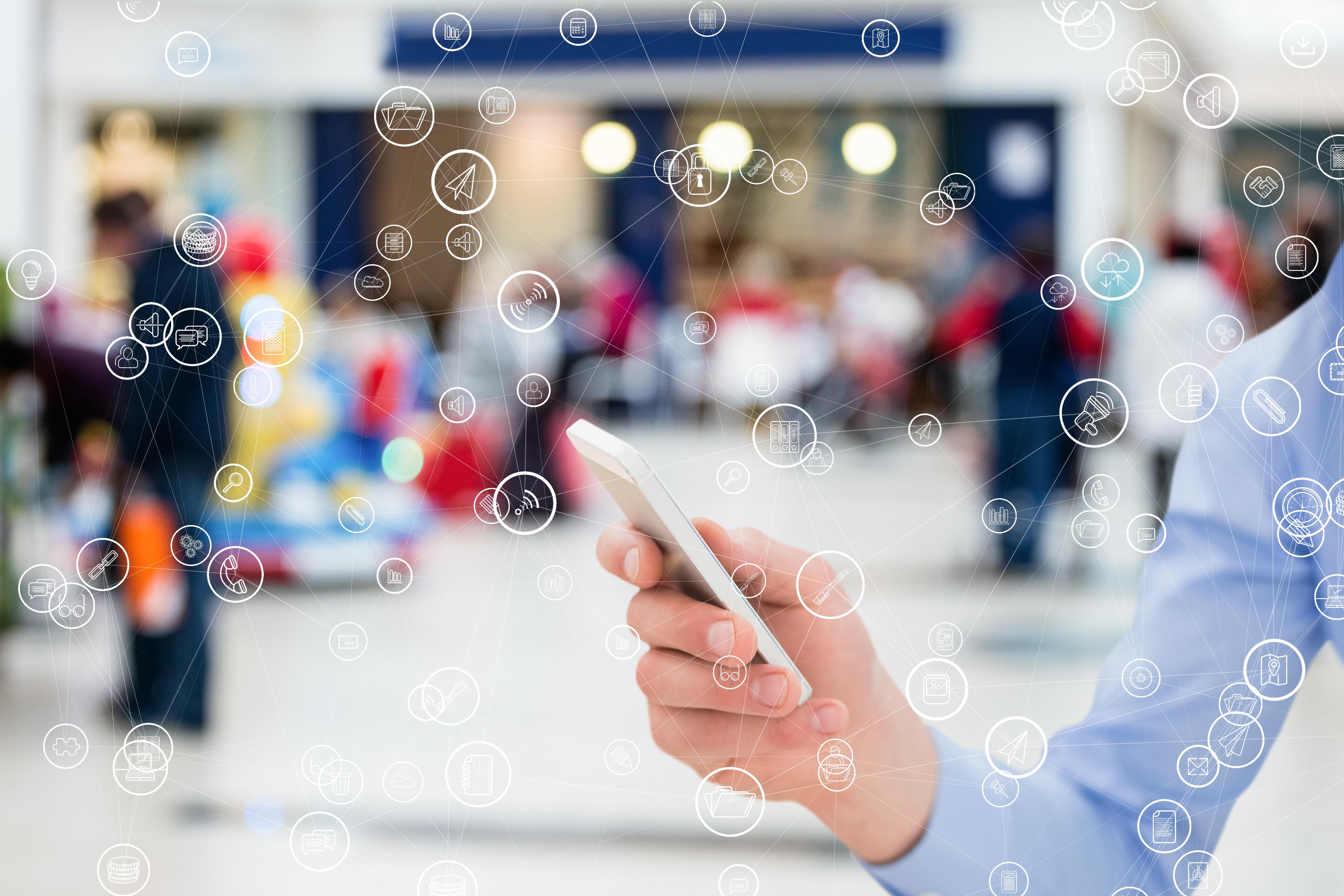 Smartphone phát triển và đem đến những trải nghiệm chưa từng có cho người dùng