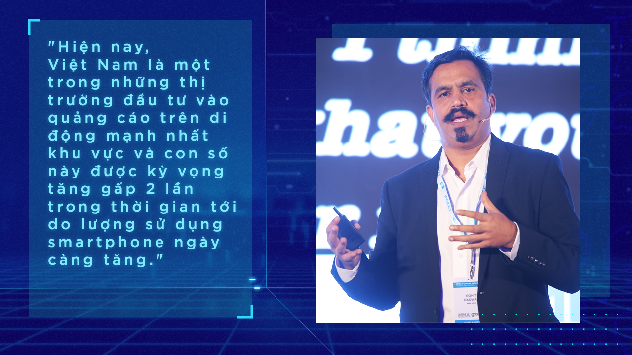 Chia sẻ của ông Ed Thesiger - Đồng Chủ tịch MMA Việt Nam, CEO GroupM Việt Nam & Indonesia
