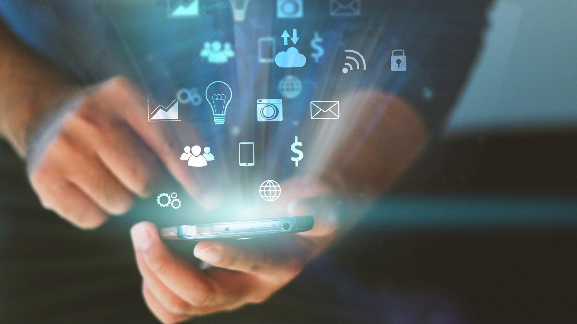 Lượng người dùng tiếp cận nội dung trên di động gia tăng rất nhanh